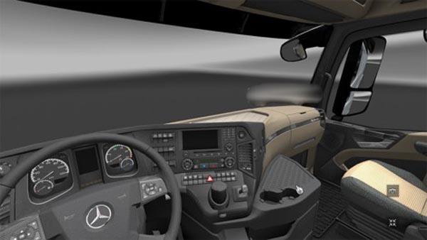 Mercedes MPIV 2014 Carbon Interior