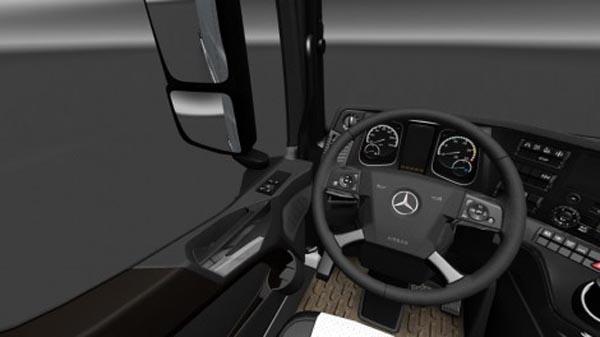 Mercedes MPIV Luxury Interior