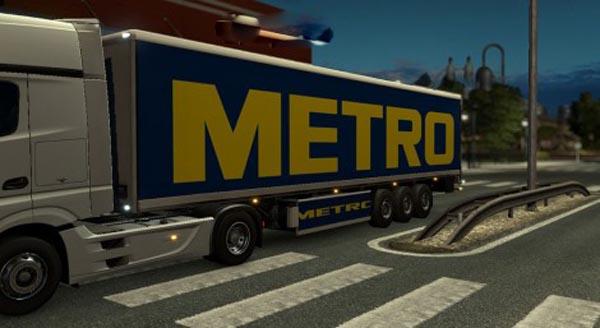 Metro Trailer Skin
