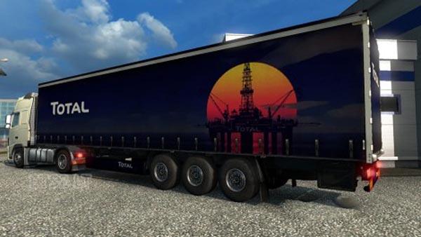 Norwegian trailer pack