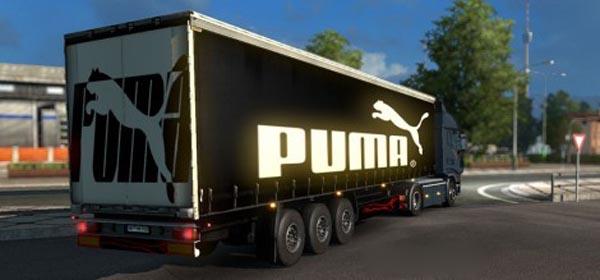 Puma Trailer Skin