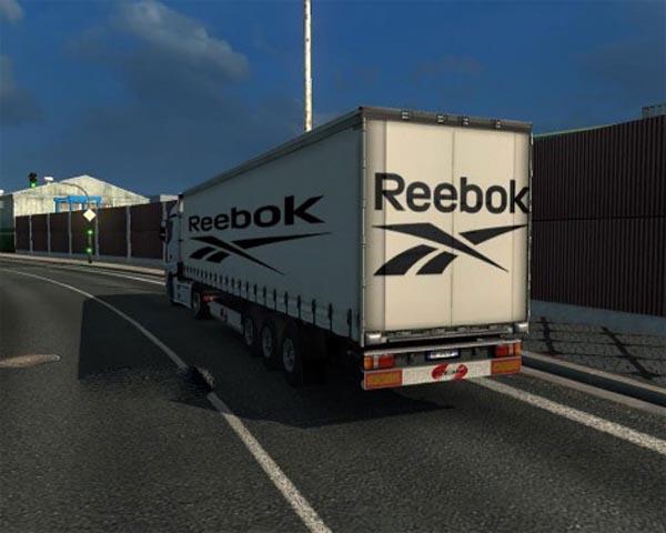 Reebok Trailer