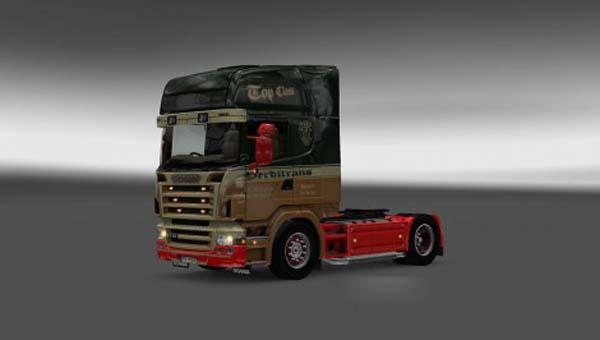 Scania (2008) Perditrans Skin