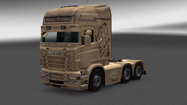 Scania Albatroz Skin