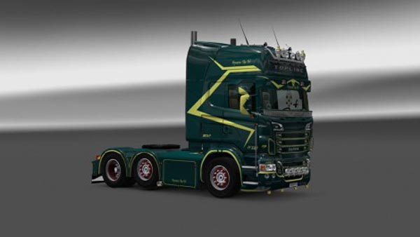 Scania Asa Team Skin