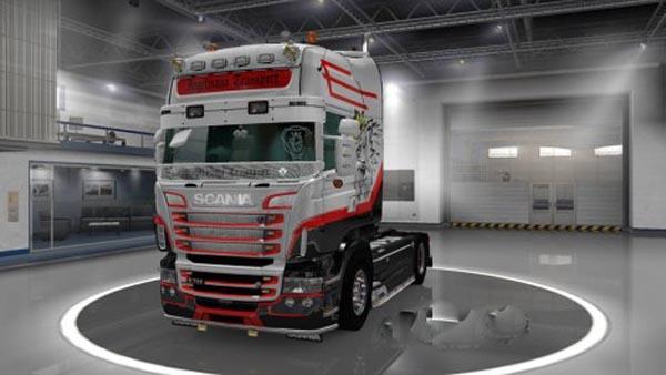 Scania RJL Ingelmaan Skin