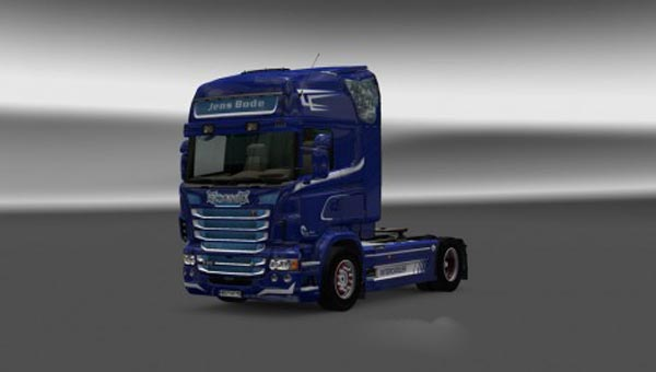 Scania RJL Jens Bode Skin