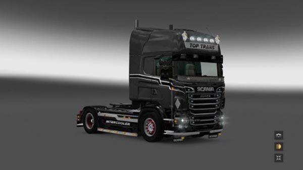 Scania RJL Top Trans Skin