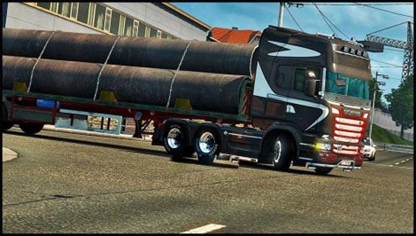 Scania RJL Topline Skin