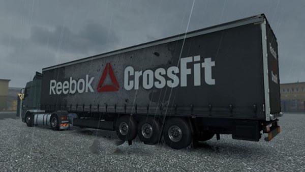 SportsWear trailer skin