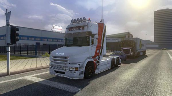 Toten Transport – Scania T skin