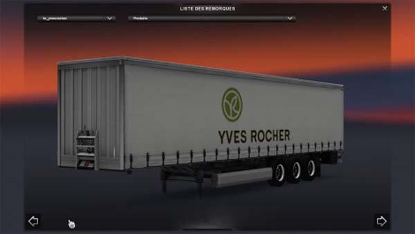 Trailer YR Yves Rocher