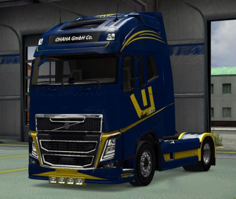 Volvo FH 2012