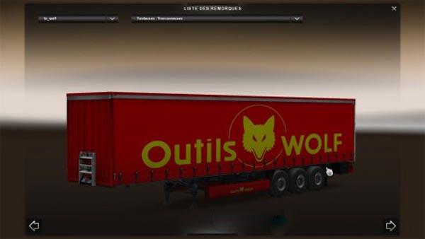 WOLF Trailer