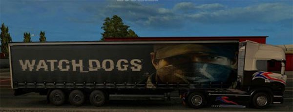 Watch Dogs trailer