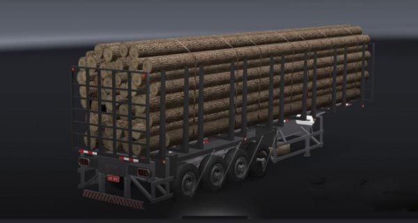 4 Axes Trailers Pack