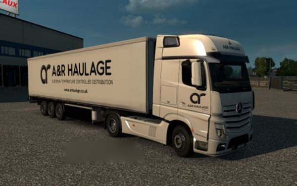 AR Haulage Combo Pack