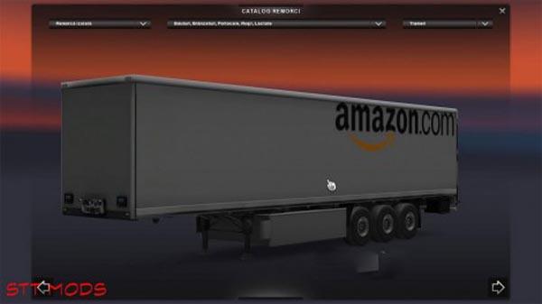 Amazon Trailer