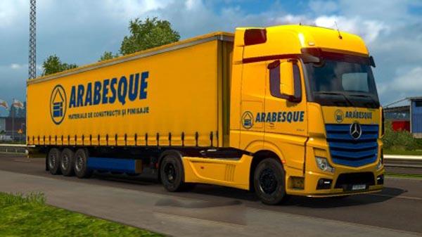 Arabesque Combo Pack