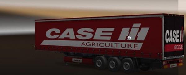 Case IH Trailer