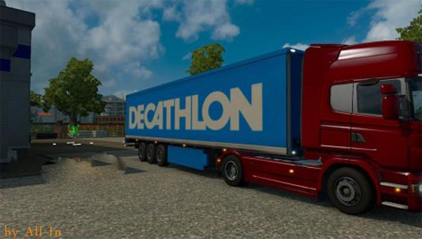 Decathlon Trailer