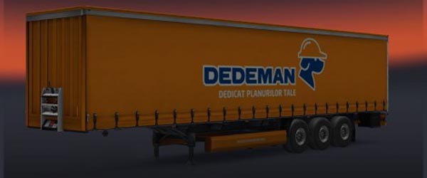 Dedeman Trailer