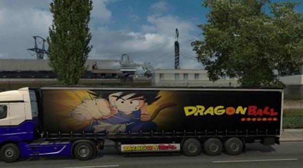 Dragon Ball Trailer