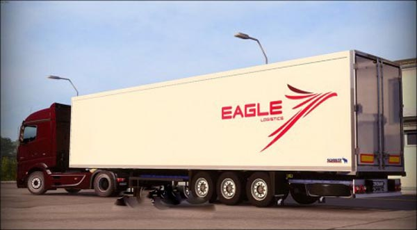 Eagle Logistics Trailer