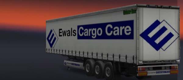 Ewals Cargo Trailer Skin