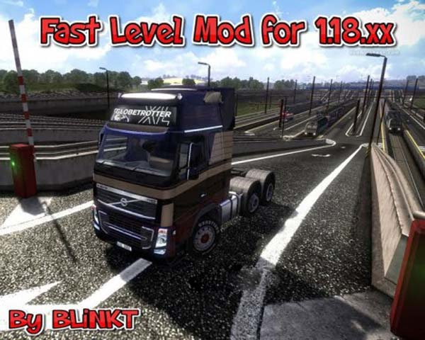 Fast Level Mod for 1.18