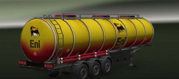 Fuel Trailers Pack
