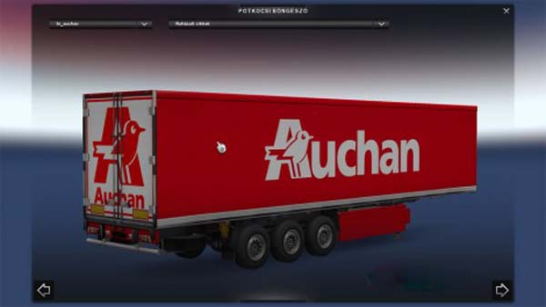 Hungarian markets trailer pack v.1