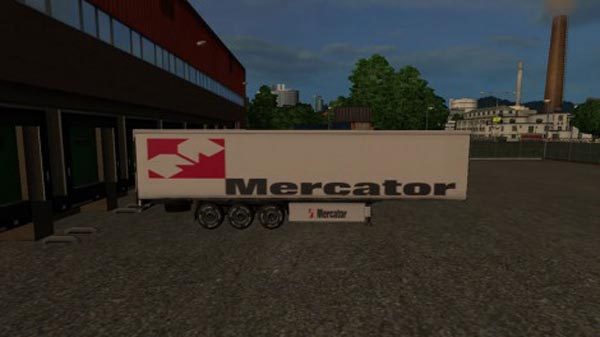 Mercator Trailer