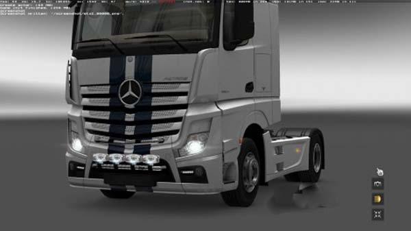 Mercedes MP4 2014 F-Grills