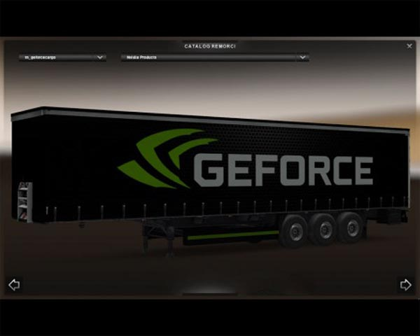 Nvidia GeForce trailer