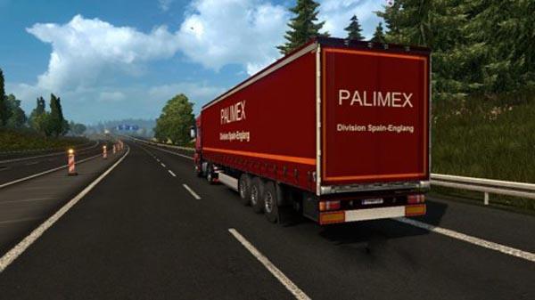 Palimex Trailer