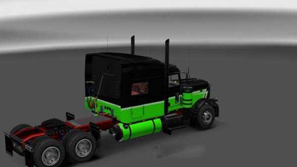 Peterbilt 389 Modification
