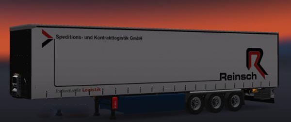 Reinsch Spedition Trailer