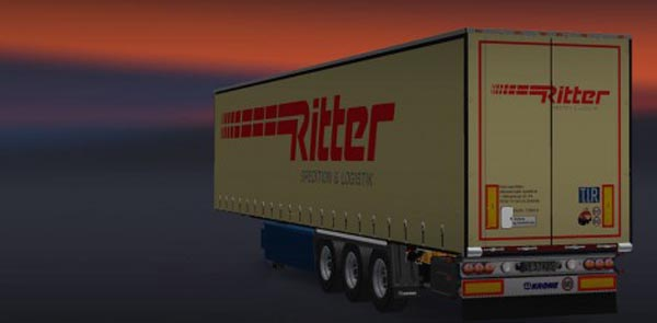 Riter Spedition Trailer