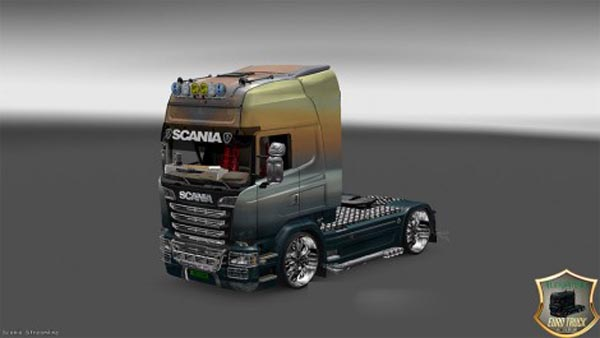 Scania Angels of Heaven Skin