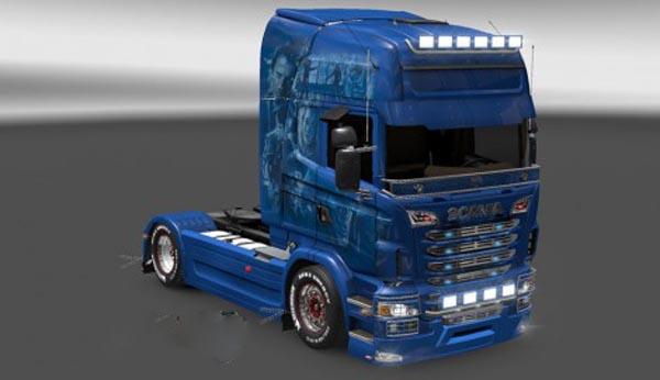 Scania Highlander Skin