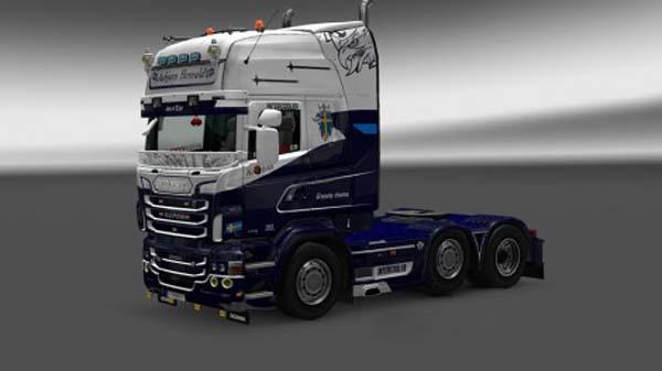 Scania RJL Asbjorn Hereald Skin