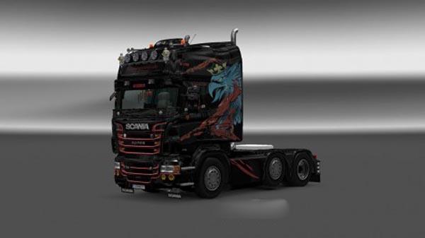 Scania RJL International Skin