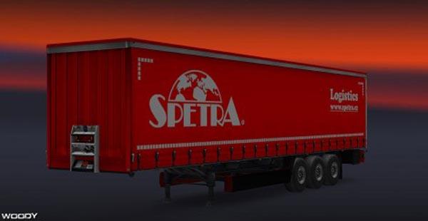 Spetra CZ Trailer