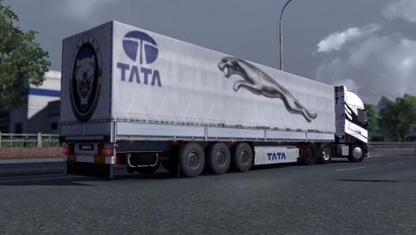Tata Jaguar Trailer
