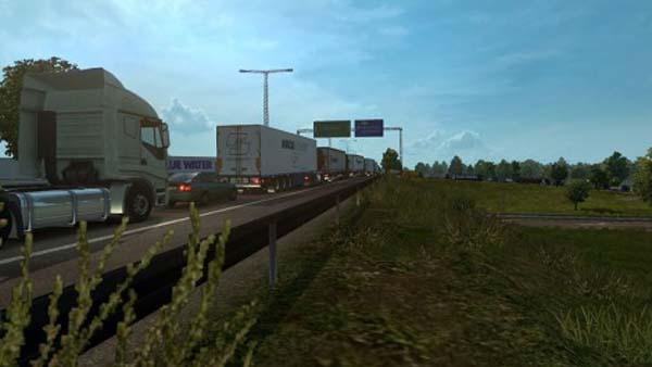 Traffic Jam Mod