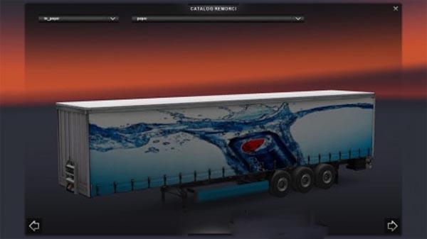 Trailer Pepsi