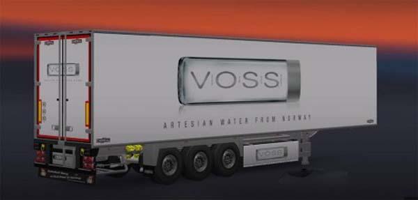 Trailer Voss Water