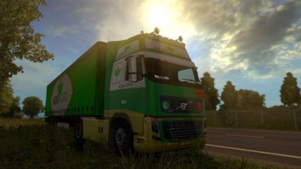 Volvo FH 2009 Agronord Skin