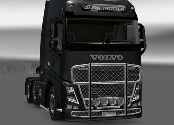Volvo FH16 2013 Highway Grill